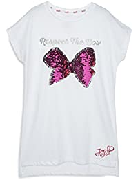 e2632ba043988 Primark JoJo Siwa White Two Way Sequin Respect The Bow Silver Bow and Pink  Bow