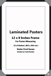black wooden 12 x 8 inches 305 x 203 cm poster picture