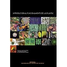 Introducción Al Funciónamiento de las Plantas