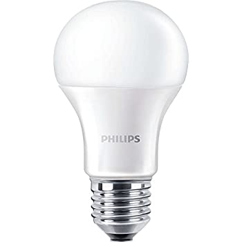 Philips corepro led 11 w 75 w a60 e27 edison screw bulb warm white non dimmable frosted