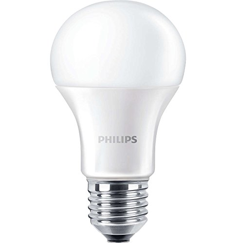 Frosted Led (Philips CorePro LED 13W (100W) A60, E27Edison Schraube, Glühbirne, kühles Weiß, nicht dimmbar, Frosted, Synthetisch, E27, 13 wattsW 240 voltsV)
