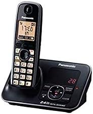 باناسونيك KX-TG3721BX هاتف لاسلكي، اسود