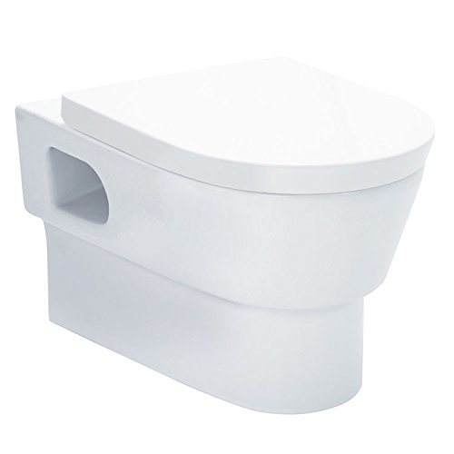 EAGO WC Hänge-WC WD332P (Eago Wc-sitz)
