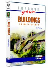 Improve your Buildings in Watercolour [DVD]