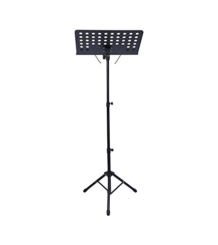 Kadence-Orchestral-Music-Stand-Black