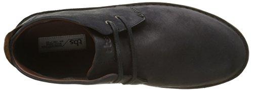 TBS Ystoryh, Chaussures Lacées Homme Noir (Noir/Cognac)