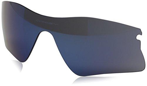 Oakley RADAR RANGE authentique lentille d'échange de rechange pour lunettes de sole Bleu - 11-373 ICE IRIDIUM