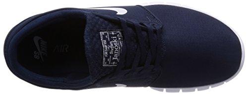 Nike Jungen Stefan Janoski Max Skaterschuhe Blau