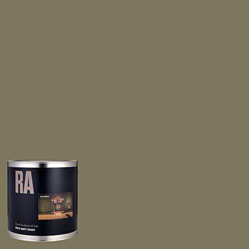 royal-academy-colour-watteau-olive-green-rich-matt-emulsion-interior-wall-paint