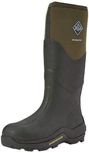 Muck Boots Unisex-Erwachsene Muckmaster High Gummistiefel, Braun Moss, 44/45 EU