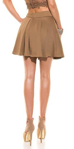 In-Stylefashion -  Vestito  - Donna Beige