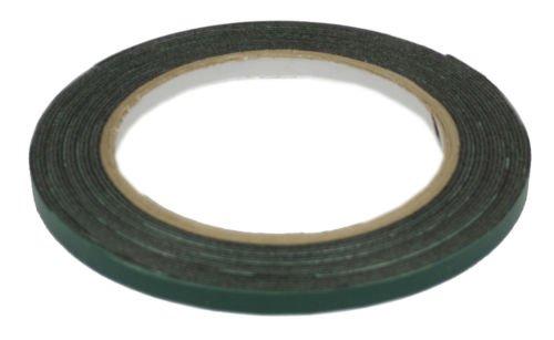 6mm-x-5m-black-multi-purpose-double-sided-adhesive-automotive-foam-car-body-tape