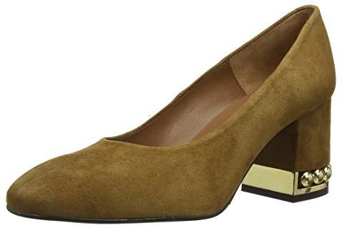 Pedro MIRALLES 24500, Zapatos de Tacón con Punta Cerrada para Mujer