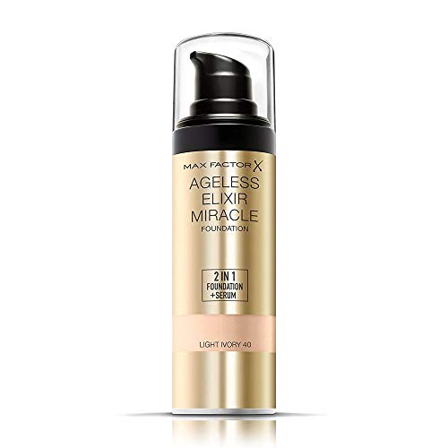 Max Factor Ageless Elixir 2 in 1 Foundation 30ml Ivory 40