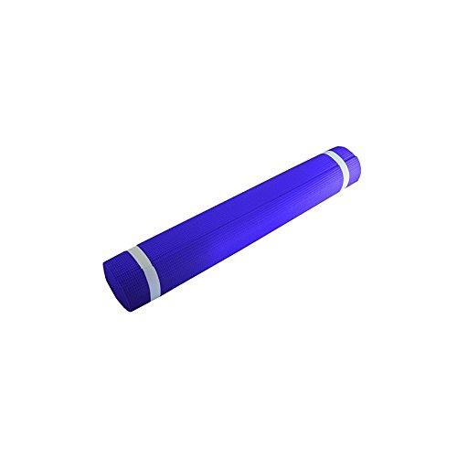 Softee-Tapis Yoga/Pilates Bleu Royal Deluxe