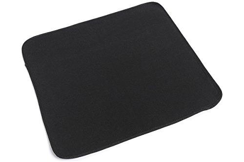 SMELLRID Aktivkohle Blähungen Odour Control Einlagen Stuhl: 40,6 x 40,6 cm - Stoppt peinliche Geruch & schützt Sitze bei Home Plus Büro