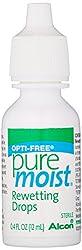 Opti-Free Opti-Free Puremoist Rewetting Drops