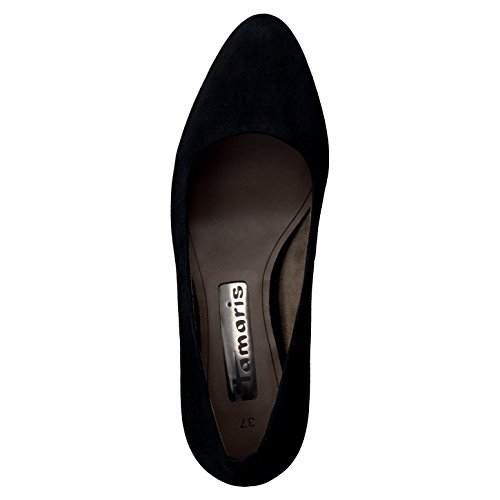 Tamaris 1-22428-27 Damen Pumps Black Leather