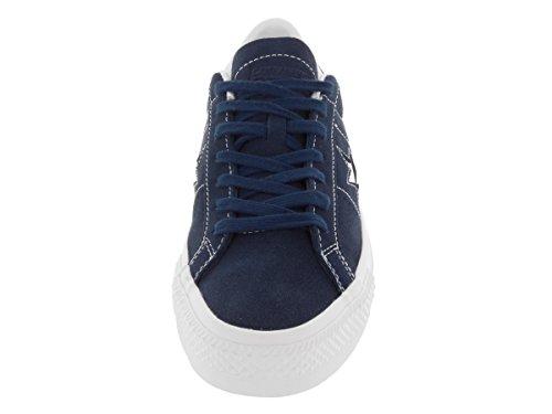 Converse One Star C153064, Baskets Basses Mixte Adulte Bleu