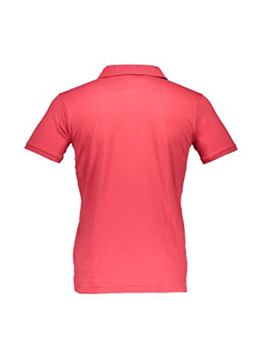 Cesare Paciotti Herren Poloshirt Cp14ps, Rot, One size rot RED