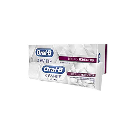 Oral-B Oral-B Dentifrico 75+25 Ml.3D White Luxe Brillo
