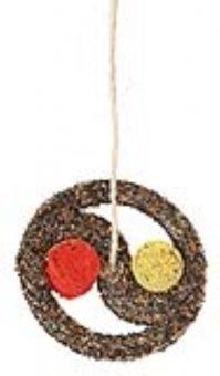 Kerbl Native Snacks Yin und Yang, 1er Pack (1 x 65 g)