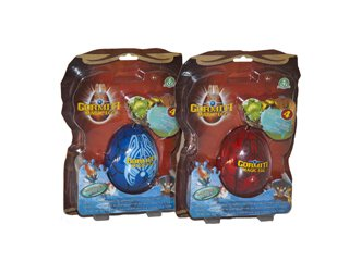 Gormiti Magic Egg Series 4 (Blue)