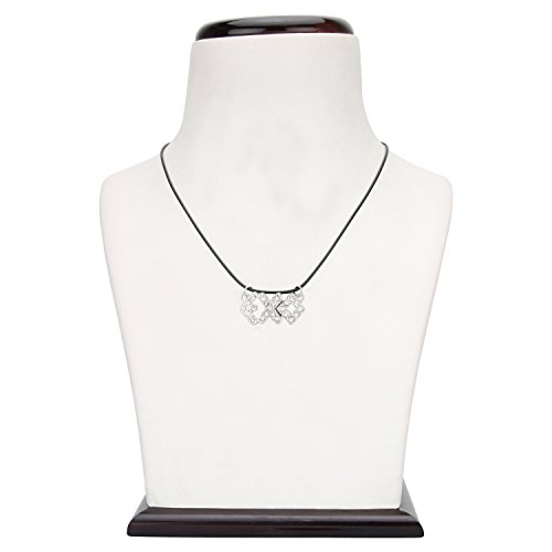 Access-O-Risingg Exo Band Studed Pendant Necklace For Unisex