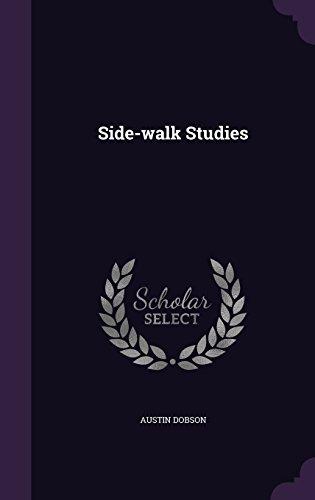 Side-walk Studies
