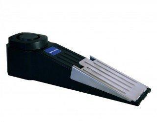 Alarm-Türstopper inkl. LED Batteriekontrolle Einbruchschutz Türkeil
