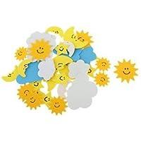 5 St/ück Cabochon Fassung 12mm Sonne silberfarben zum Schmuck basteln und andere DIY arbeiten