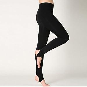 ZHUDJ Leggings_Nylon Leggings und Großen Kopf mit Strumpfhosen Body Pants