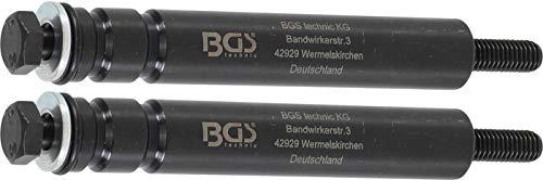 BGS 8023 | Ausbauhilfe für Frontmasken | für Audi A4 | 2-tlg.