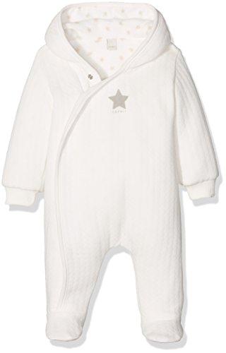 Esprit Kids Unisex Baby Schneeanzug, Elfenbein (Ecru 112), 68