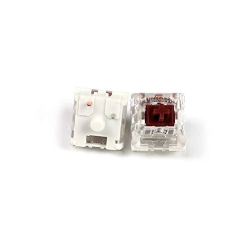 Kailh Speed - Conmutadores MX SMD de 3 Pines RGB para Teclado mecánico  retroiluminado, Color Dorado, Plateado, Cobre, Bronce, Rosa, Morado, Verde,