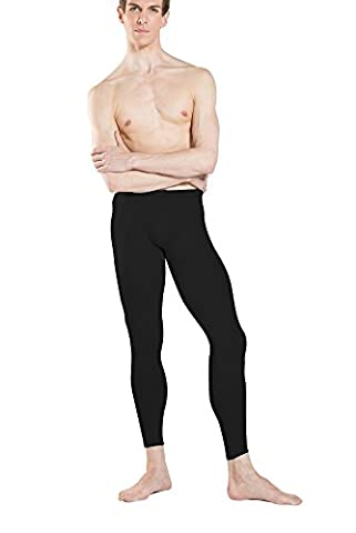 Wear Moi Hamada Collant Homme, Noir, FR : M (Taille Fabricant : M)