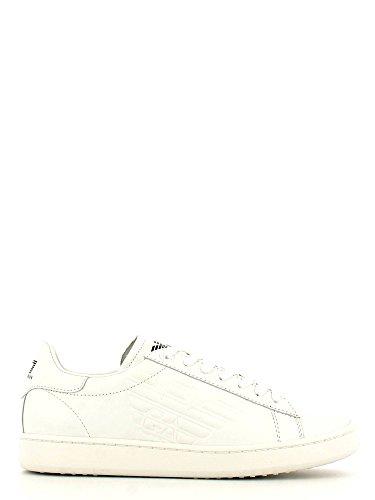 Sneakers Man Bianco EA7 Emporio Armani NEW CLASSIC (42)