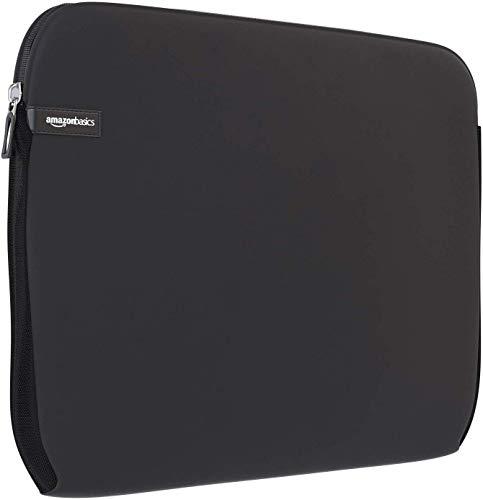 AmazonBasics Schutzhülle für Laptops mit einer Bildschirmdiagonale von 38,1-39,6cm (15-15,6Zoll)