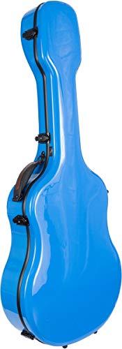 Custodia per chitarra classica Ultra Light blue M-Case