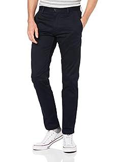 G-STAR RAW Bronson Slim Chino Pantalon, Bleu (Mazarine Blue 5126-4213), 30W / 32L Homme (B01BGTOJEG) | Amazon Products