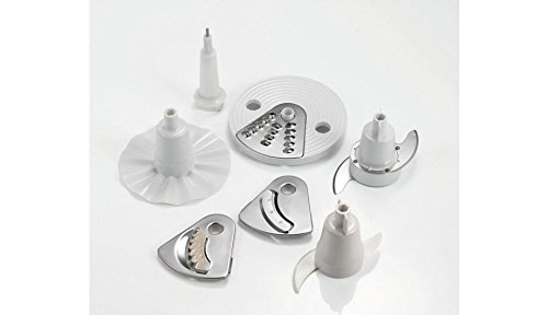 Morphy Richards 401011 Food Processor – White
