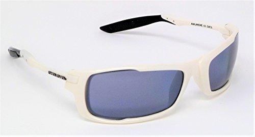 1647ec05029b62 Avalanche WF Sport Lunettes de soleil Argent Miroir UV400 verres incassables