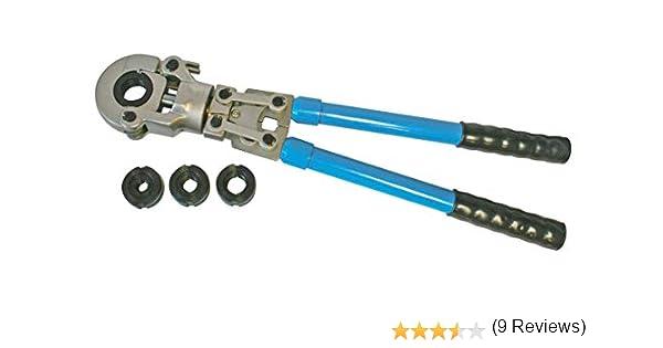 PEX-AL-PEX Pince /à sertir pour raccords sur tubes Yato YT-21735