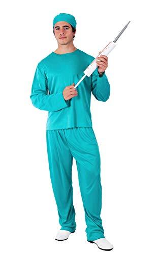 Und Kostüm Grüne Kittel Op - ORION COSTUMES Surgeon Costume