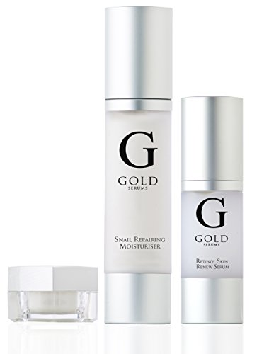 Gold Serums GSSNRBEEKIT Kit Complete Care...