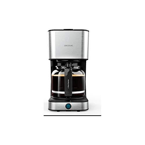Cecotec Coffee 66 Heat - Cafetera de Goteo, Tecnología ExtemeAroma, Capacidad de...