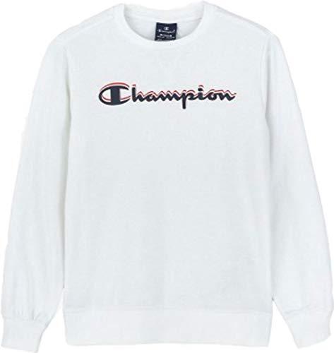 Champion Crewneck Sweatshirt 304876 S19 WW001 Small -