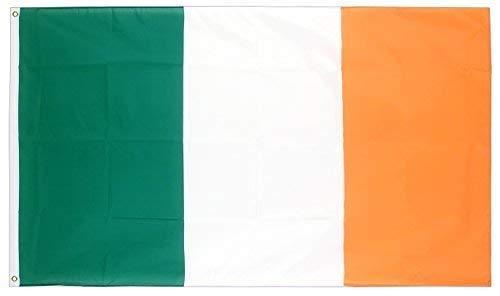 70 x 50cm Irische Fahne große St Patrick's Tag Fußball Irland Irland Nationalflaggen Dekoration -