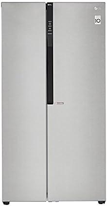 Lg Gc B247kqdv 679l Inverter Side By Side Refrigerator Dazzle Steel