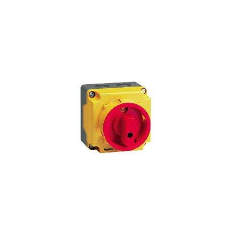 Interrupteur 4 Poles - interrupteur de proximité - 12a - 4
